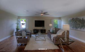 47th Pl Living Room