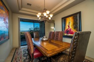 15415 E Cavedale Dr Dining Room