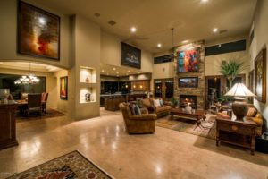 15415 E Cavedale Dr Living Room
