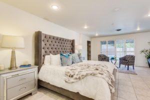 301 E Berridge Ln Master Bedroom