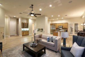 9414 E CharterOak Living Room